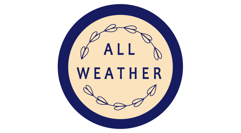 allweatherロゴ